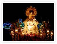 fiestas patronales 2010 - procesiones